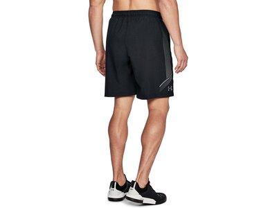 "UNDERARMOUR Herren Shorts ""woven graphic short"" Schwarz"