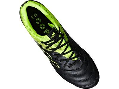 ADIDAS Fußball - Schuhe - Stollen COPA Hard Wired 19.3 SG Grün