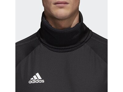 ADIDAS Herren Condivo 18 Player Focus Warm Oberteil Schwarz