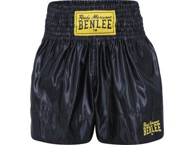 BENLEE Herren Thai Shorts UNI THAI Schwarz