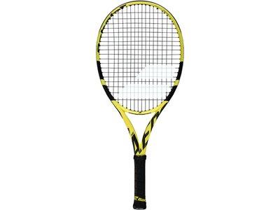 """BABOLAT Kinder Tennisschläger """"Pure Aero Junior 25""""besaitet Gelb"""