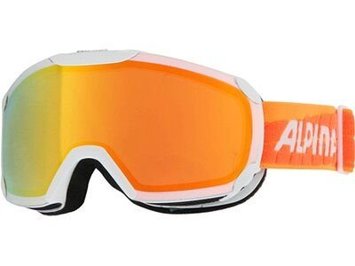 """ALPINA Skibrille """"Pheos R"""" Orange"""
