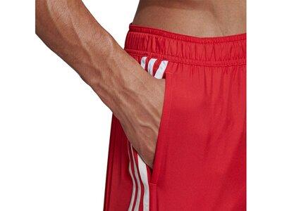 "ADIDAS Herren Badeshorts ""3S CLX Short Very Short Length"" Braun"