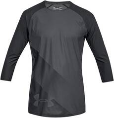 UNDERARMOUR Herren Trainingsshirt Threadborne Vanish Power Dreiviertellang