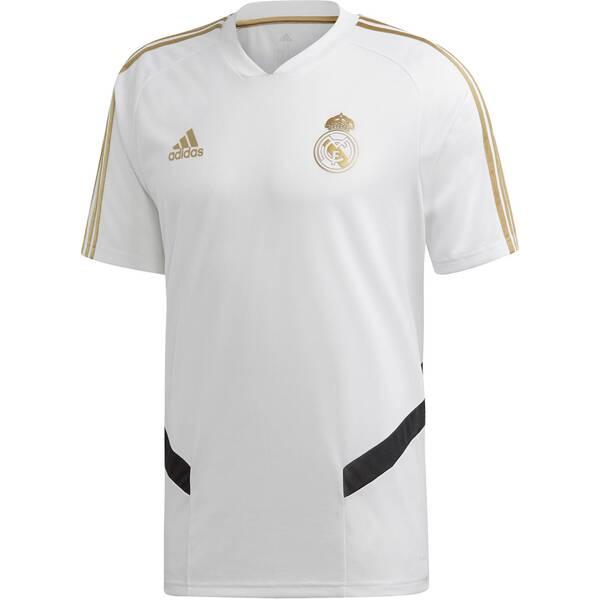 "ADIDAS Herren Fußballshirt ""Real Madrid"" Kurzarm"