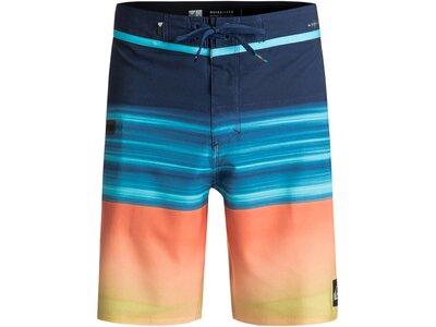 QUICKSILVER Herren Boardshorts Highline Hold Down Vee 18 Blau