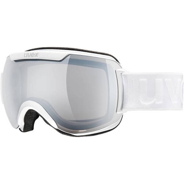 UVEX Ski- und Snowboardbrille Downhilll 2000 white silver