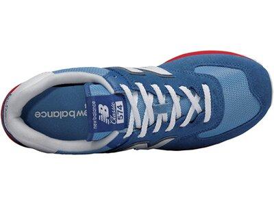 "NEWBALANCE Herren Sneaker ""ML 574ERG"" Blau"