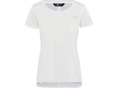 "THENORTHFACE Damen T-Shirt ""Quest"" Weiß"