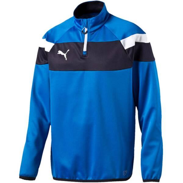 PUMA Fußball - Teamsport Textil - Sweatshirts Spirit II 1/4 Zip Trainingstop