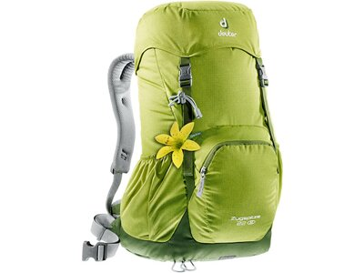 DEUTER Damen Tages- und Wanderrucksack Zugspitze 22 SL Grün