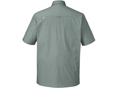 SCHÖFFEL Herren Wanderhemd Shirt Rupolding Grau