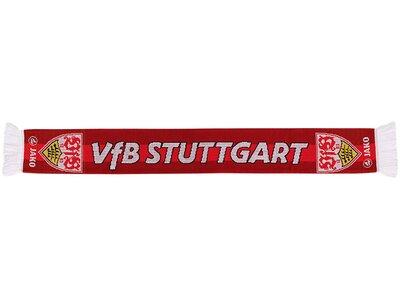 JAKO VfB Fanschal Premium Rot