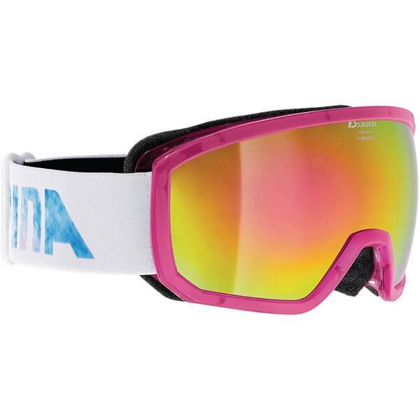 """ALPINA Kinder Skibrille """"Scarabeo JR. HM"""""""