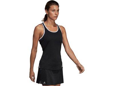 "ADIDAS Damen Tennis-Tanktop ""Club"" Schwarz"