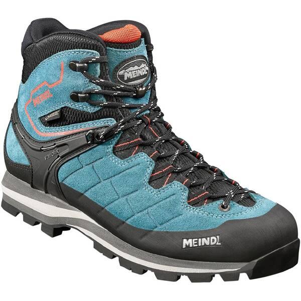 MEINDL Herren Trekkingschuhe Litepeak GTX | Schuhe > Outdoorschuhe > Trekkingschuhe | Petrol - Rot | MEINDL