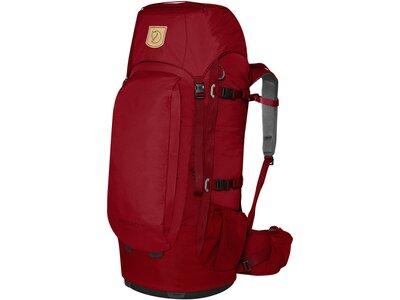 FJÄLLRÄVEN Damen Trekkingrucksack Abisko 55 W Rot