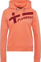 CHIEMSEE Kapuzen Sweatshirt mit PlusMinus Frontprint - GOTS zertifiziert