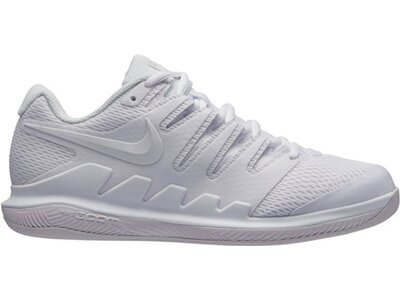 "NIKE Damen Tennisschuhe Indoor ""Air Zoom Vapor 10 Carpet"" Weiß"