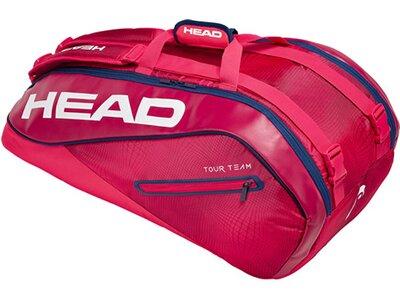 """HEAD Tennistasche """"Tour Team 9R Supercombi"""" Rot"""