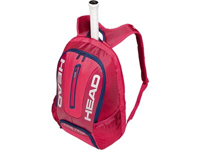 "HEAD Tennisrucksack ""Tour Team Backpack"" Rot"