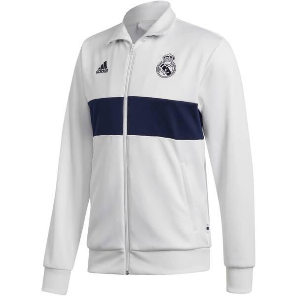 """ADIDAS Herren Fußball-Trainingsjacke """"Real Madrid"""""""