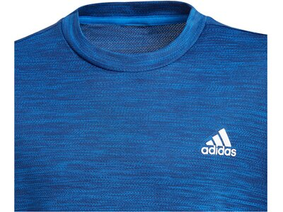 "ADIDAS Jungen T-Shirt ""Aeroready"" Blau"