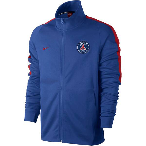 NIKE Herren Fußball Trainingsjacke Paris Saint-Germain