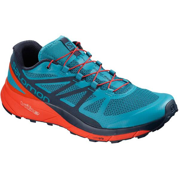 SALOMON Herren Trailrunningschuhe Sense Ride