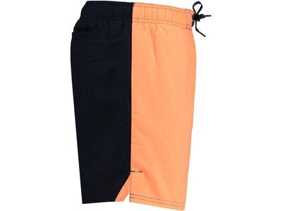 """NIKE Herren Badeshorts """"Ness"""" Orange"""