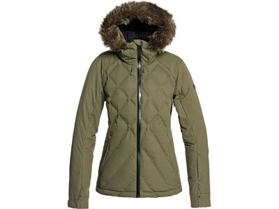 "ROXY Damen Skijacke ""Breeze"" Braun"