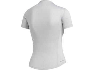 ADIDAS Damen T-Shirt Silber