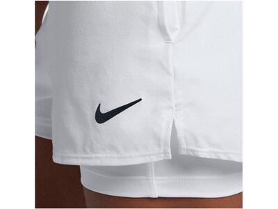 "NIKE Damen Tennisshorts ""Court Flex"" Grau"