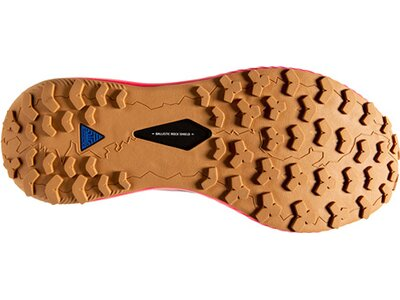 BROOKS Damen Laufschuh Catamount Rot