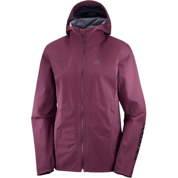 "SALOMON Damen Trekkingjacke ""Outline Jacket W"""