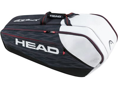 "HEAD Tennistasche ""Djokovic 9R Monsterkombi"" Schwarz"