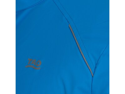 TAO Nachhaltige Herren Funktionsjacke NERO Blau
