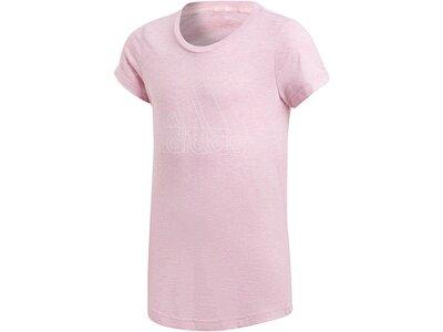 ADIDAS Kinder T-Shirt ID Winner Grau