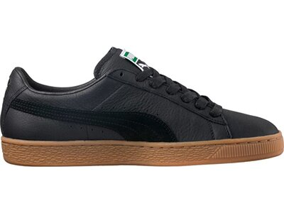 """PUMA Herren Sneaker """"Basket Classic Gum Deluxe"""" Schwarz"""