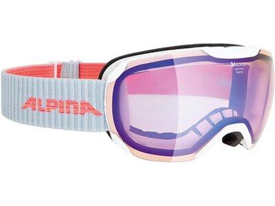 "ALPINA Skibrille ""Pheos S VMM"" Lila"
