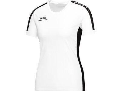 JAKO Damen T-Shirt Striker Weiß