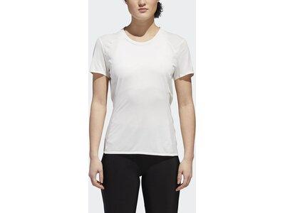 ADIDAS Damen Franchise Supernova T-Shirt Weiß