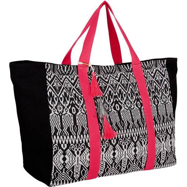 CHIEMSEE Handtasche Black&White Shopper