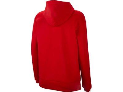 """NIKE Damen Sweatjacke """"Full-Zip Fleece"""" Rot"""