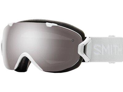 """SMITH Damen Skibrille """"I/OS"""" Silber"""
