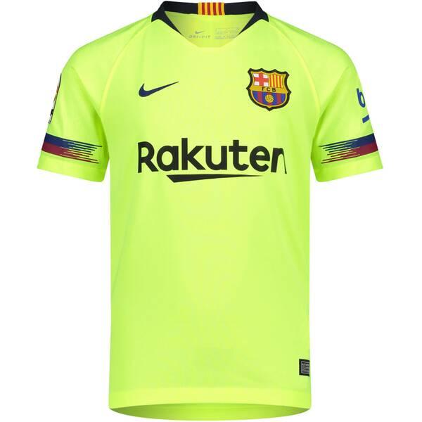 NIKE Kinder Trikot FC Barcelona Away Saison 2018/19