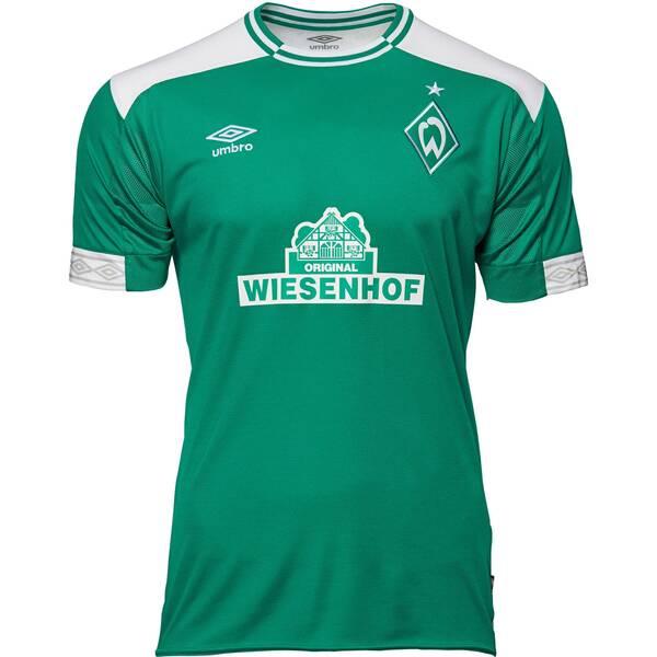 UMBRO Herren Fußballtrikot SV Werder Bremen Heimtrikot Saison 2018/19
