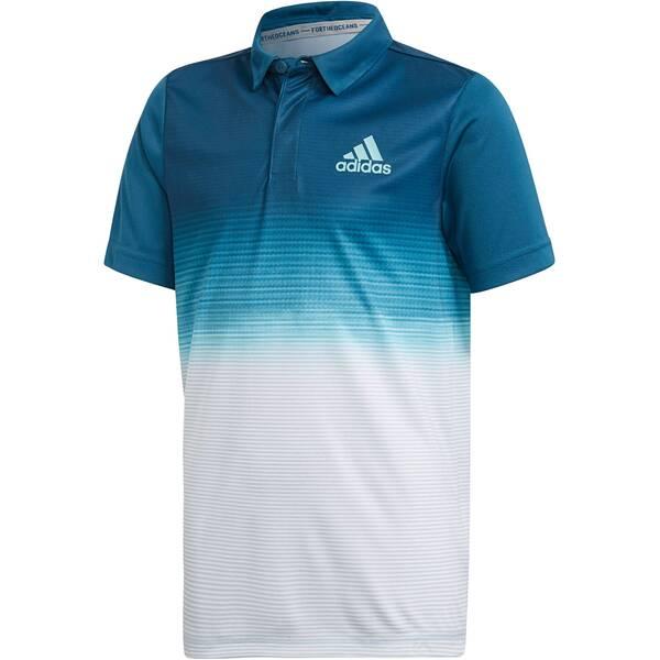 """ADIDAS Jungen Tennis-Poloshirt """"Parley"""" Regular Fit Kurzarm"""