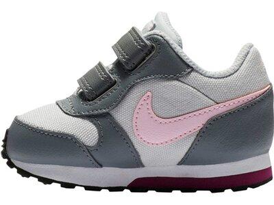 """NIKE Mädchen Baby Sneaker """"MD Runner 2"""" Grau"""