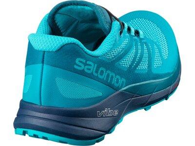"""SALOMON Damen Laufschuhe / Trailrunningschuhe """"Sense Ride W"""" Blau"""
